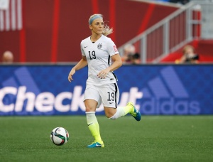 Julie Johnston, our best player in this WC in my opinion.